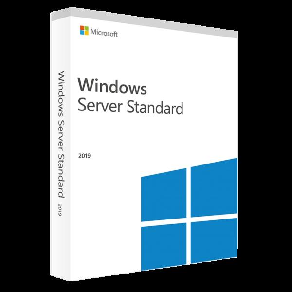 clave windows server standard 2019